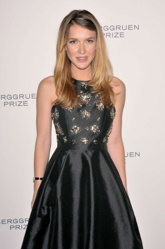Nathalia Ramos – The Berggruen Prize Award Ceremony in New York
