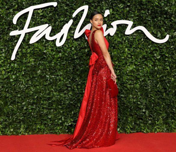 Nathalie Emmanuel 2019 : Nathalie Emmanuel – Fashion Awards 2019 in London-13