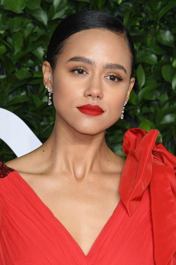 Nathalie Emmanuel 2019 : Nathalie Emmanuel – Fashion Awards 2019 in London-17