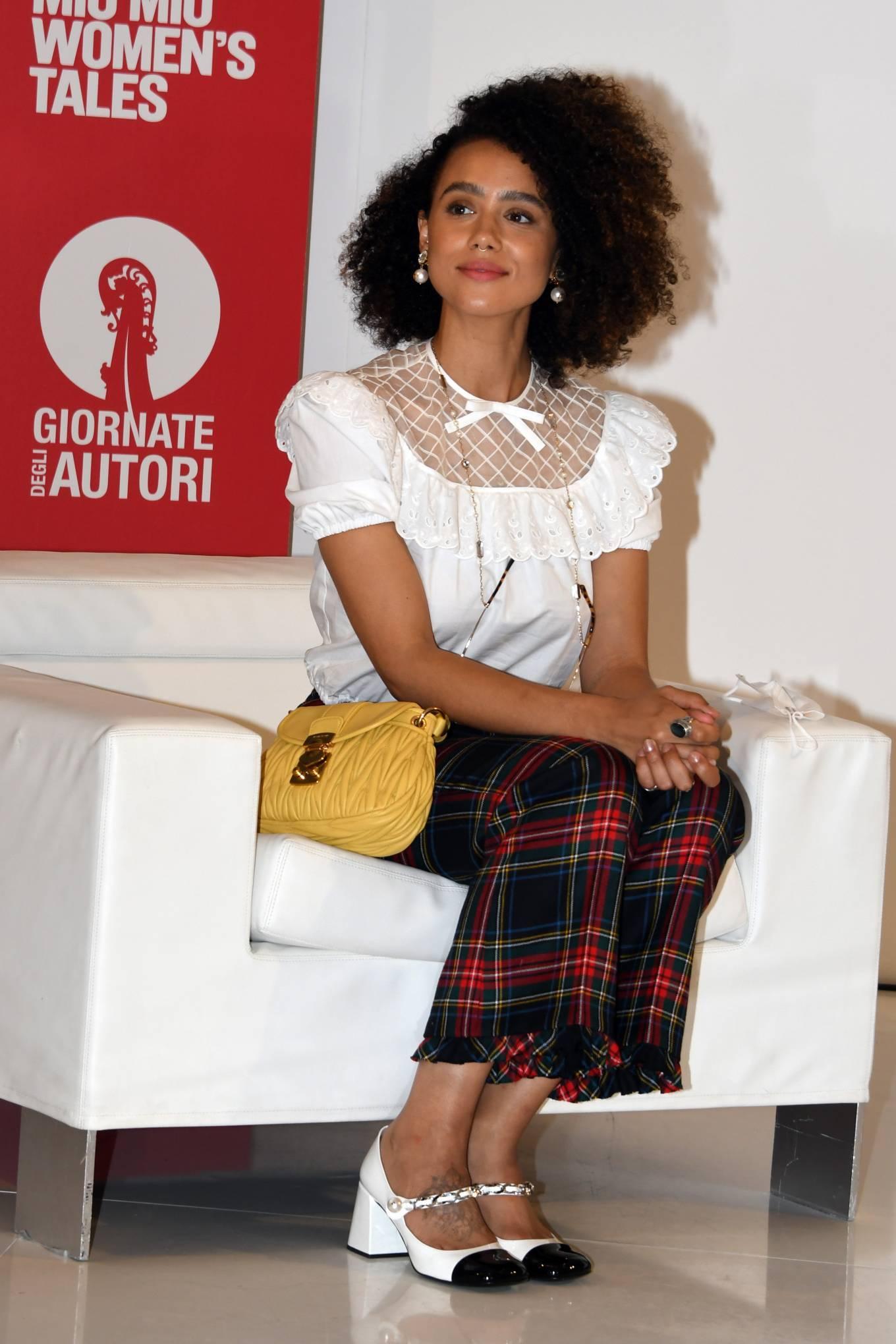 Nathalie Emmanuel 2020 : Nathalie Emmanuel during 2020 Venice Film Festival-05