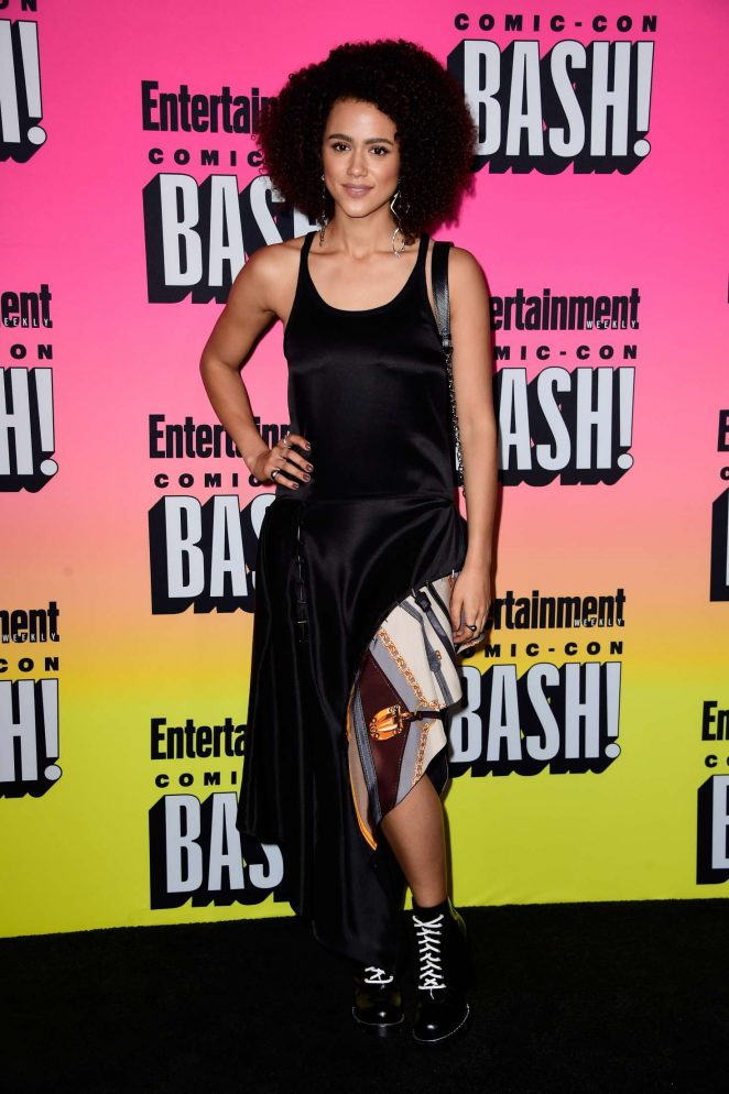 Nathalie Emmanuel - Entertainment Weekly Annual Comic-Con Party 2016 in San Diego