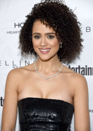 Nathalie Emmanuel - Entertainment Weekly Celebration of SAG Award Nominees in Los Angeles