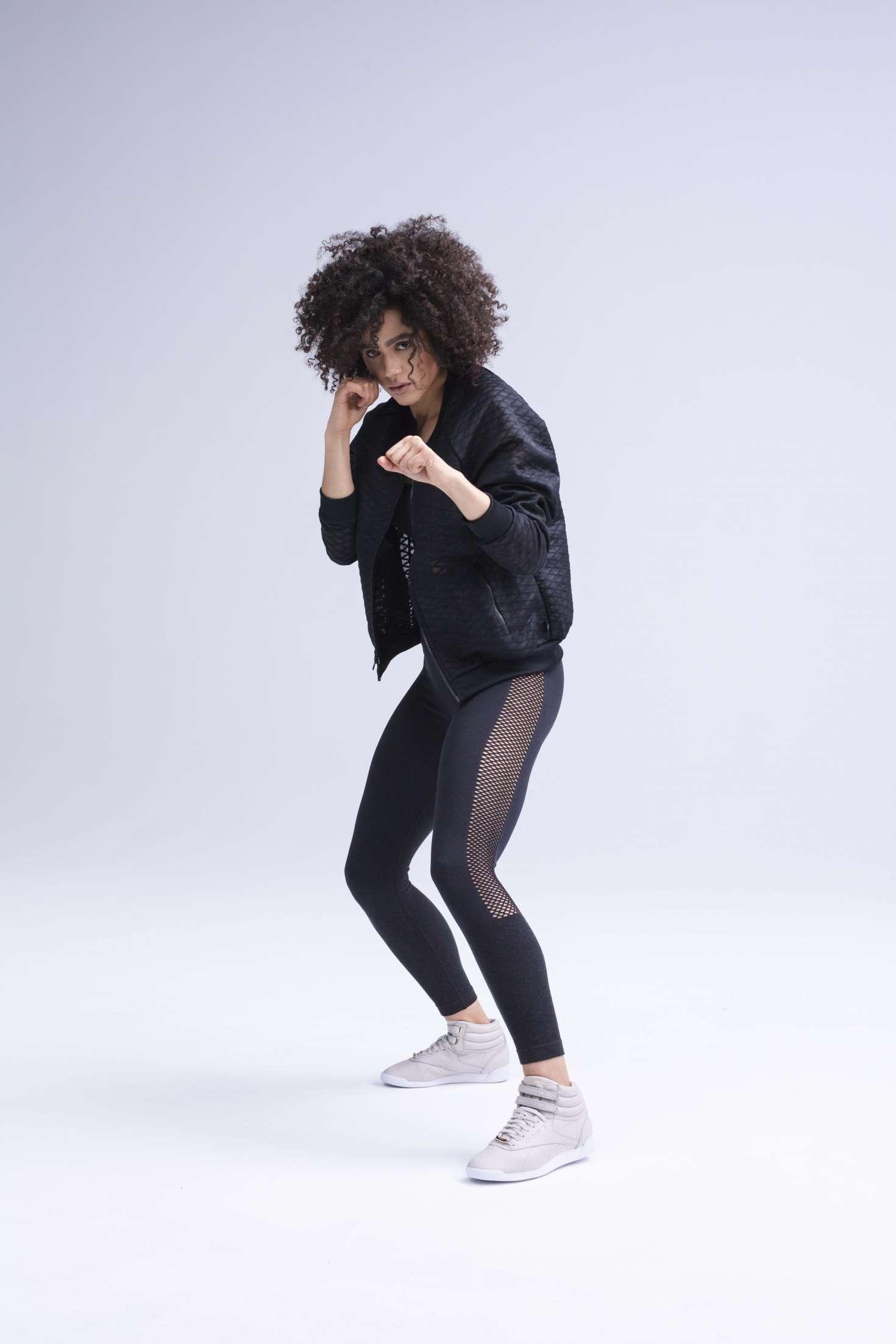 Nathalie Emmanuel 2018 : Nathalie Emmanuel for Reebok Womens Training Collection 2018 -03