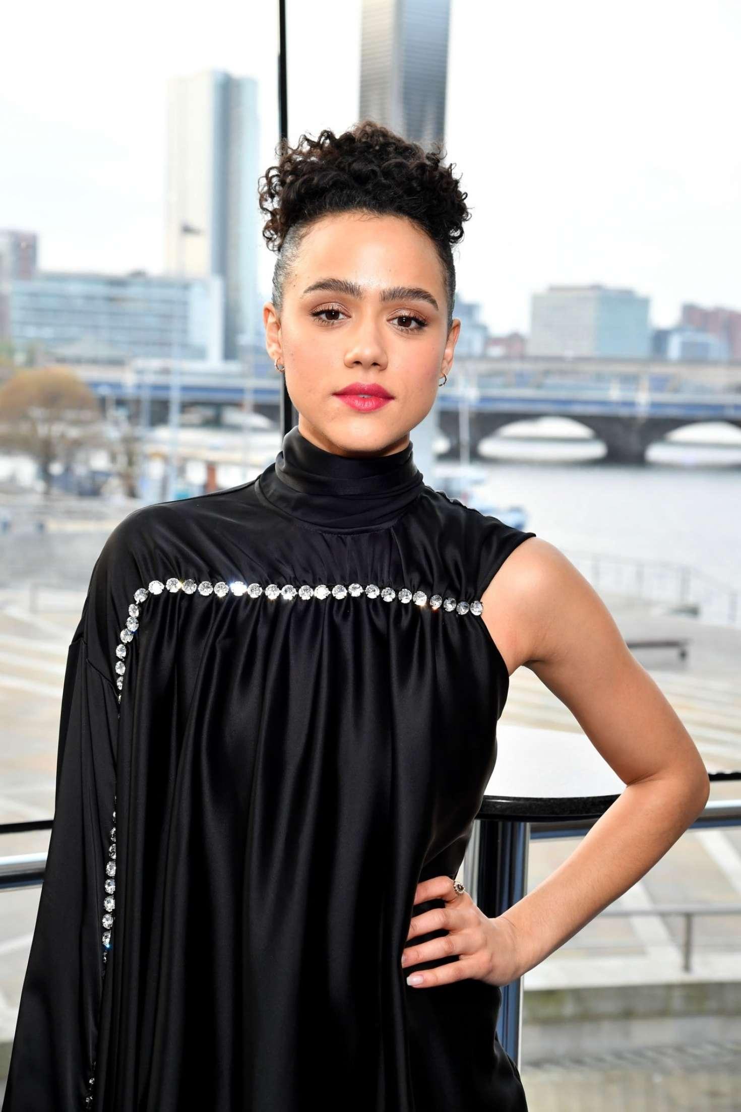 Nathalie Emmanuel 2019 : Nathalie Emmanuel: Game of Thrones Season 8 Premiere in Belfast -09