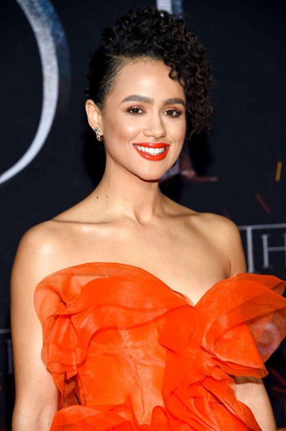 Nathalie Emmanuel - 'Game of Thrones' Season 8 Premiere in New York