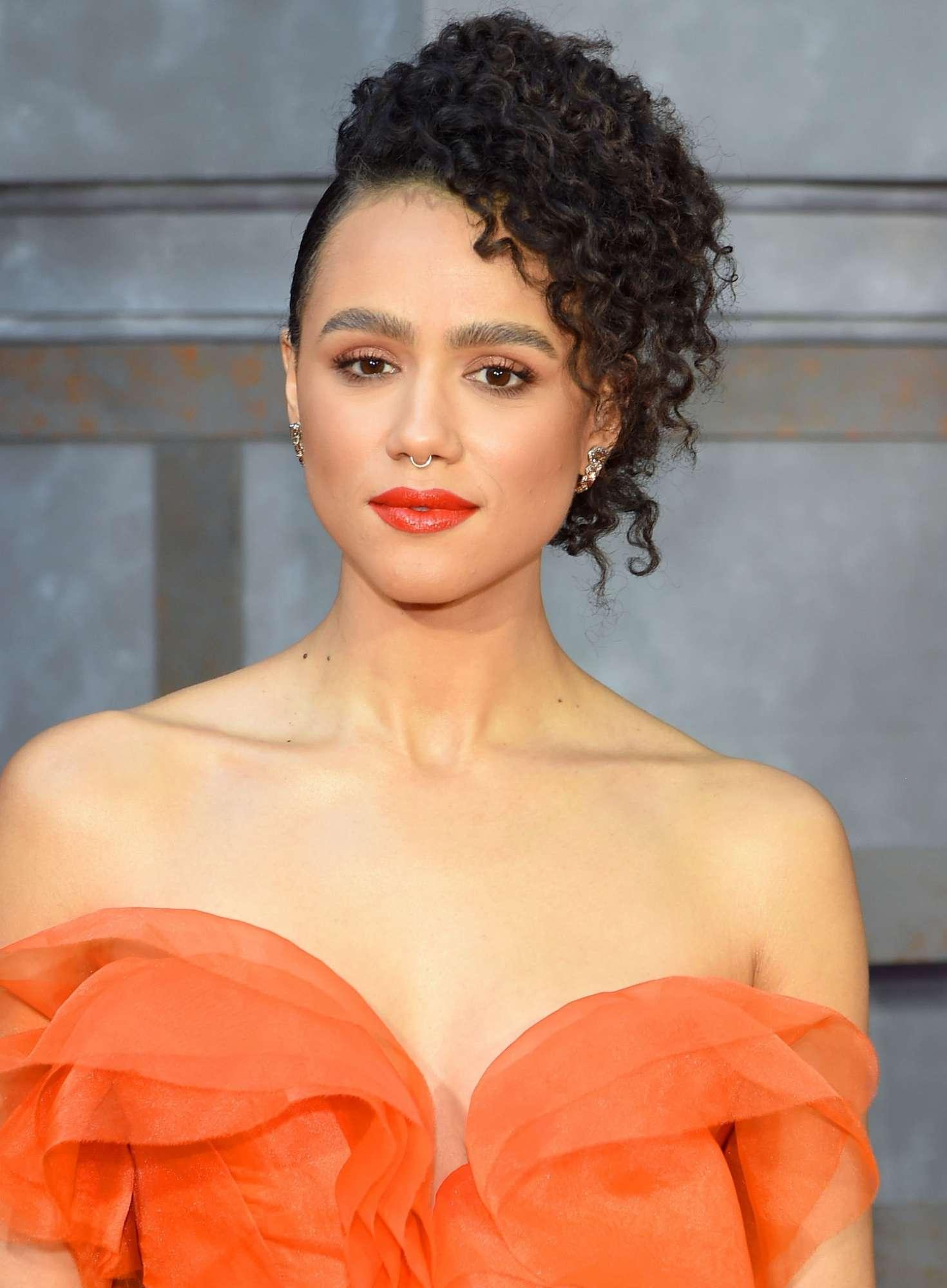 Nathalie Emmanuel 2019 : Nathalie Emmanuel: Game of Thrones Season 8 Premiere -07