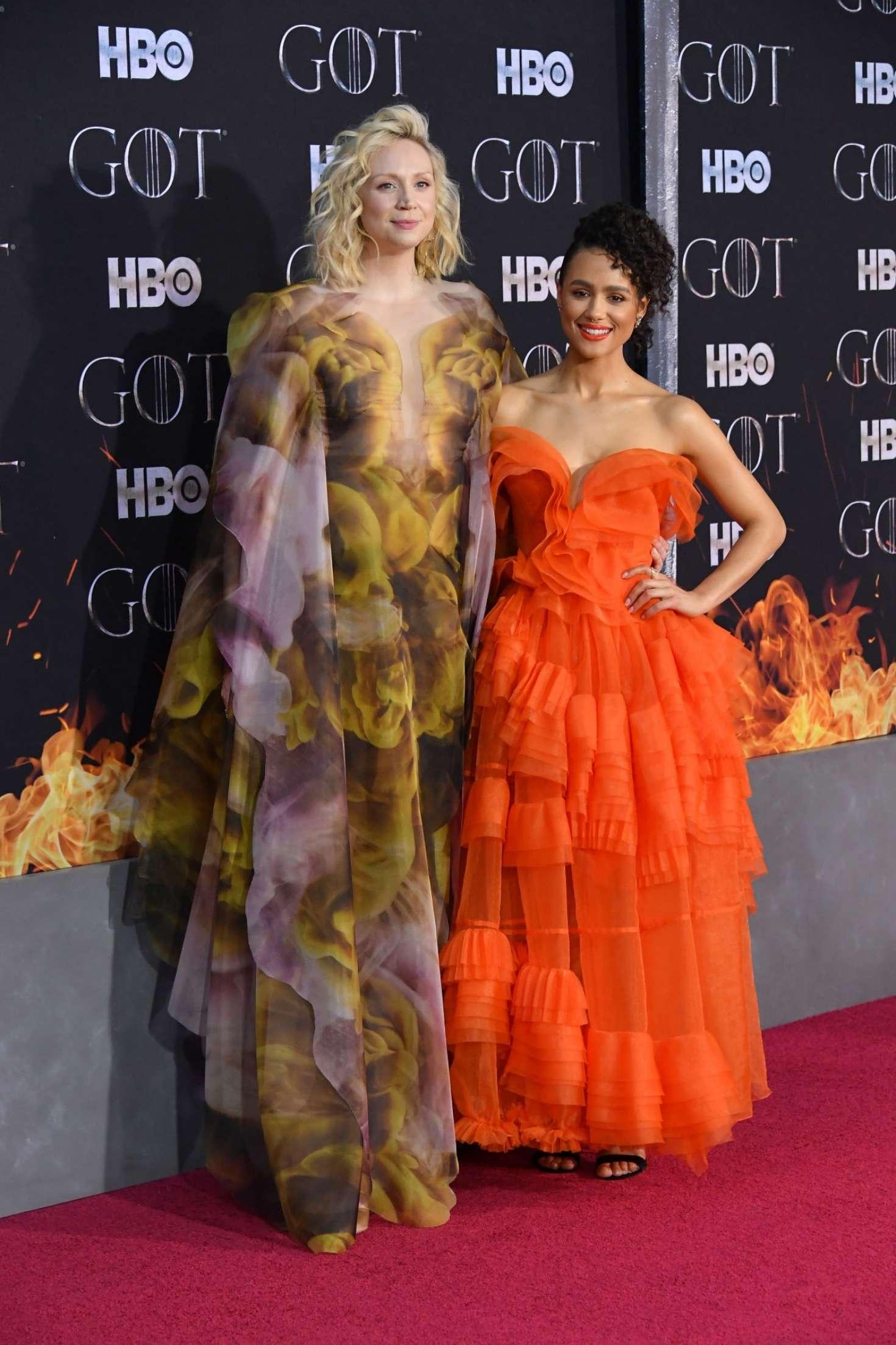 Nathalie Emmanuel 2019 : Nathalie Emmanuel: Game of Thrones Season 8 Premiere -08