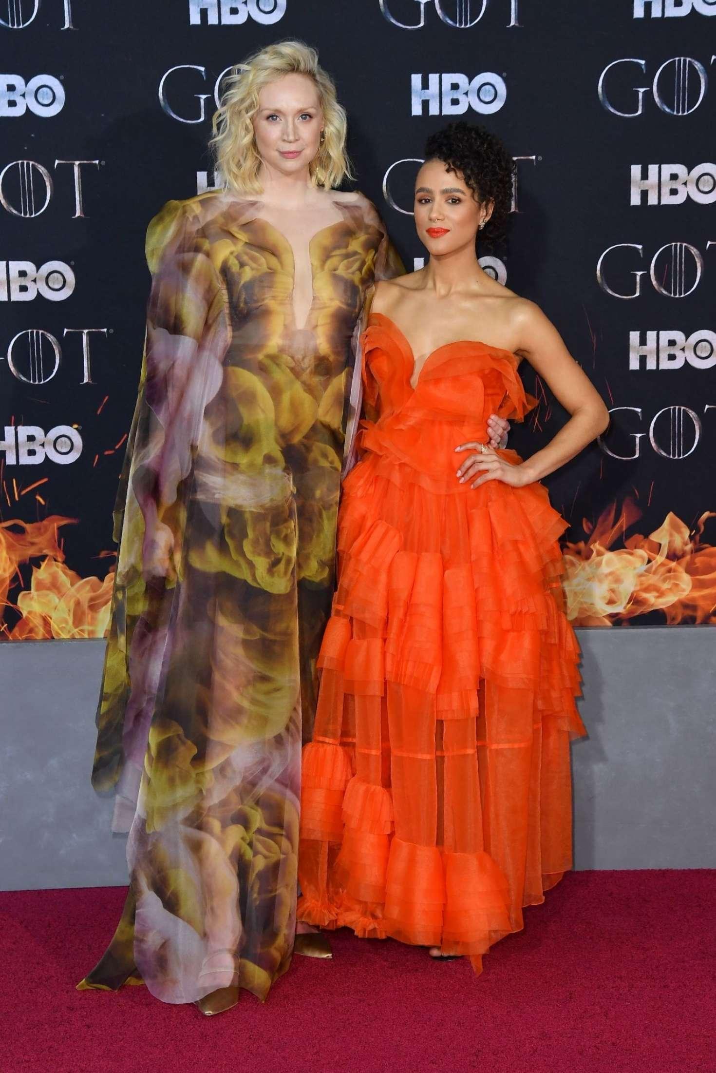 Nathalie Emmanuel 2019 : Nathalie Emmanuel: Game of Thrones Season 8 Premiere -10