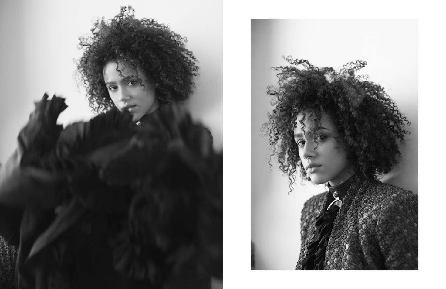 Nathalie Emmanuel 2017 : Nathalie Emmanuel: Schon Magazine 2017 -03