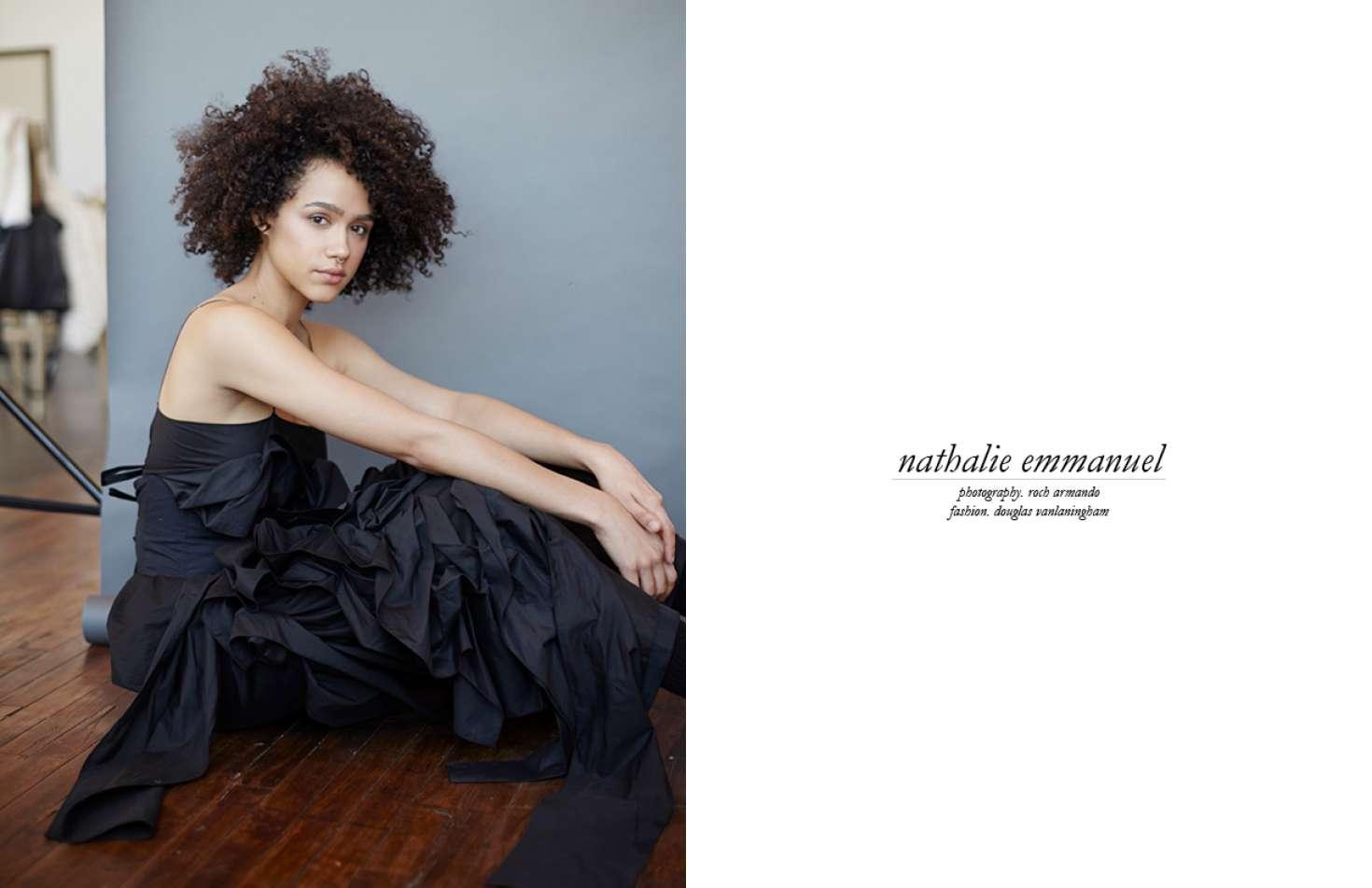 Nathalie Emmanuel 2017 : Nathalie Emmanuel: Schon Magazine 2017 -05