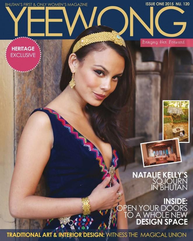 Nathalie Kelley - Yeewong Magazine 2015