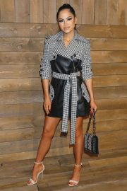 Natti Natasha - Michael Kors Fashion Show in New York