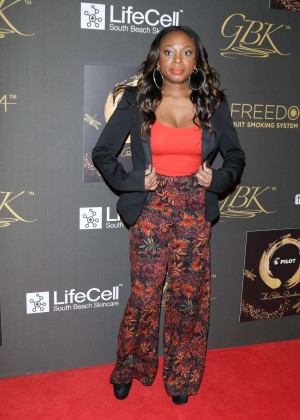 Naturi Naughton - GBK Golden Globes 2016 Luxury Lounge in Beverly Hills