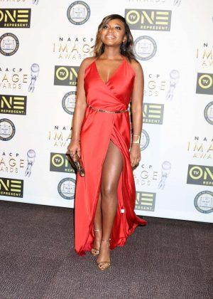 Naturi Naughton - Non-Televised 48th NAACP Image Awards in Pasadena