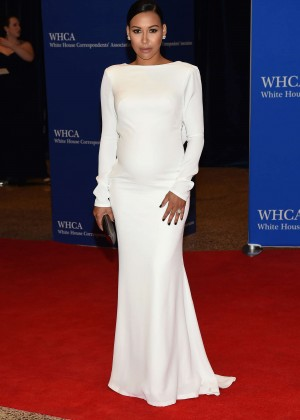 Naya Rivera - 2015 White House Correspondents' Association Dinner in Washington