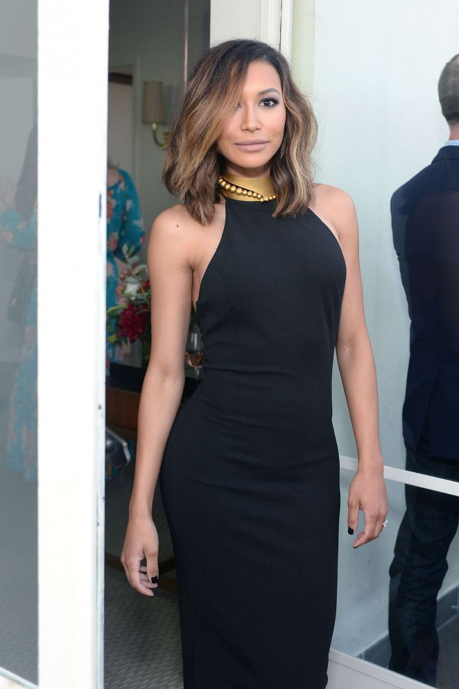 Naya Rivera - harper x Harper's BAZAAR May Issue Event in West Hollywood