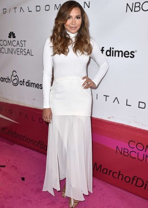 Naya Rivera - March of Dimes Celebration of Babies in Beverly Hills