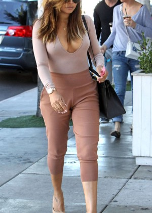 Naya Rivera out in Los Angeles -01