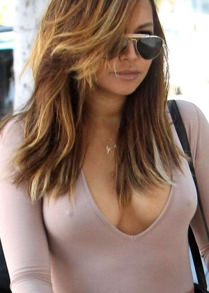 Naya Rivera out in Los Angeles -06