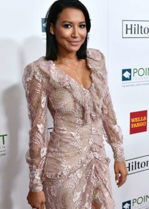 Naya Rivera – Point Honors Gala in Los Angeles