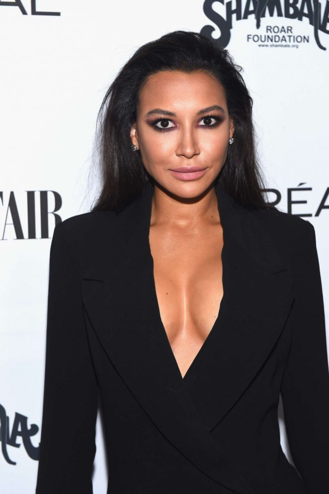 Naya Rivera - Vanity Fair and L'Oreal Paris Toast to Young Hollywood in West Hollywood