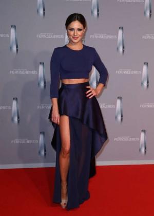 Nazan Eckes - Deutscher Fernsehpreis 2016 in Dusseldorf