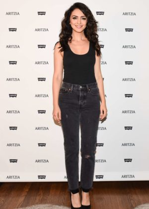 Nazanin Boniadi - Levi's by Aritzia Collection Launch in Los Angeles