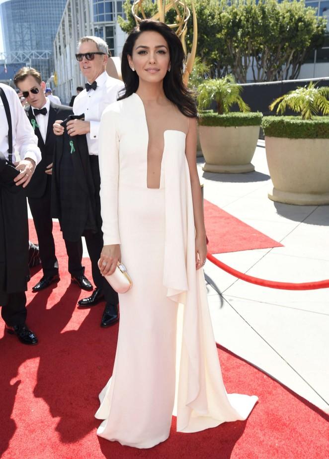 Nazanin Boniadi - 2015 Primetime Emmy Awards in LA