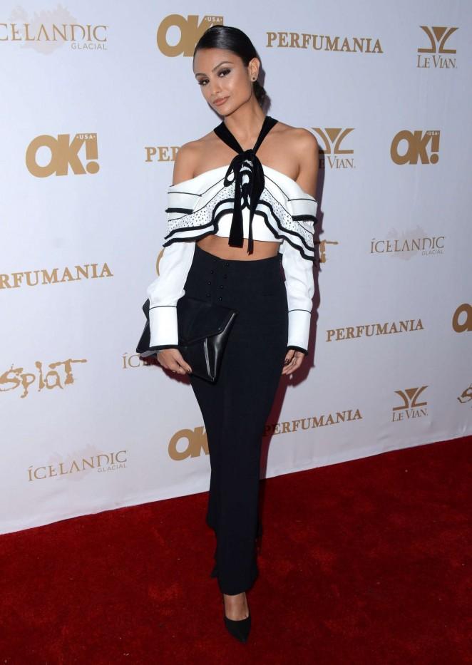 Nazanin Mandi - OK! Magazine's Pre-Grammy Event 2016 in Hollywood