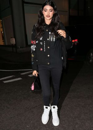 Neelam Gill at Bo Lang Restaurant in Chelsea