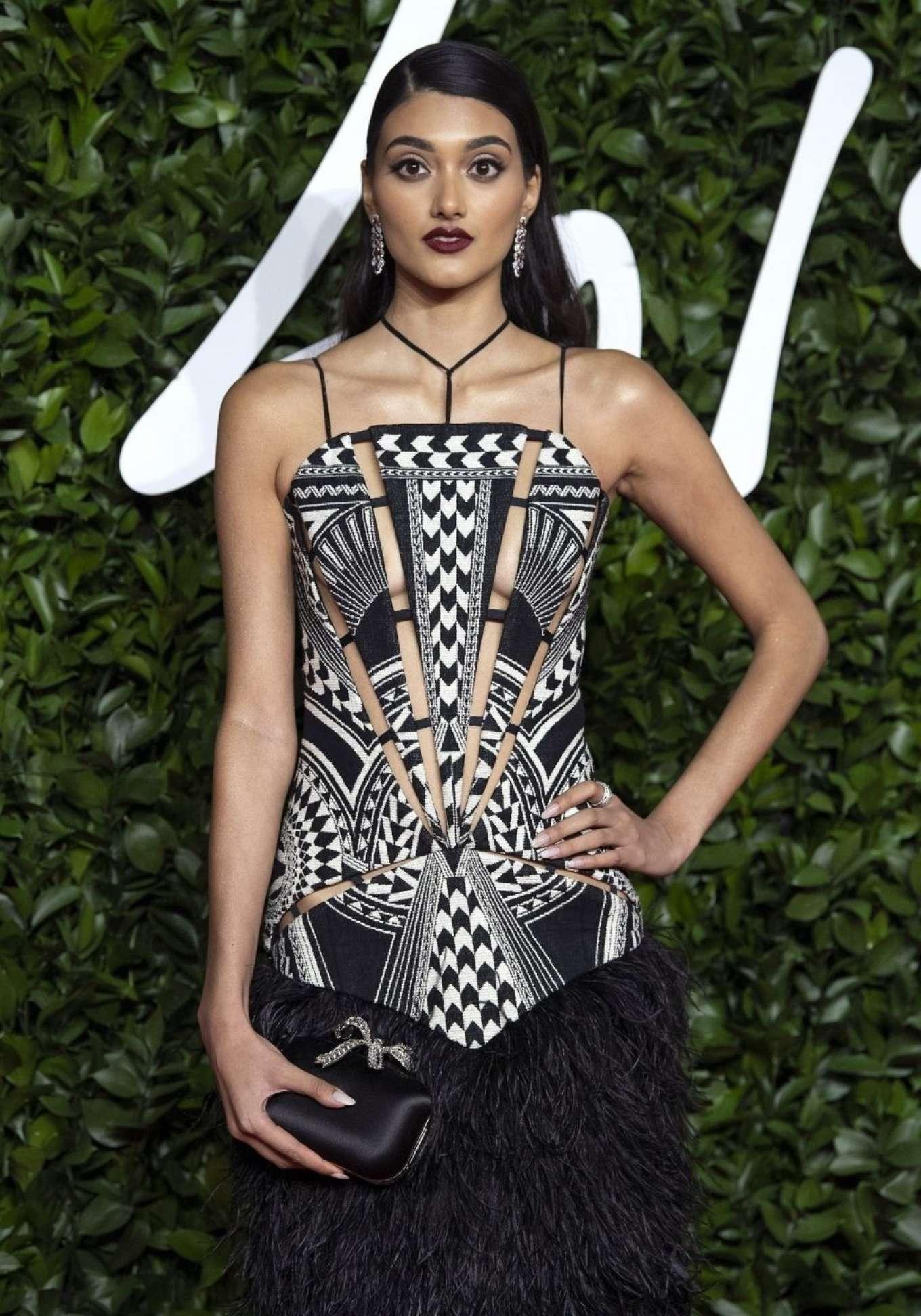 Neelam Gill - Fashion Awards 2019 in London