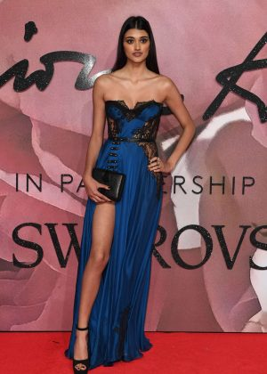 Neelam Gill - The Fashion Awards 2016 in London