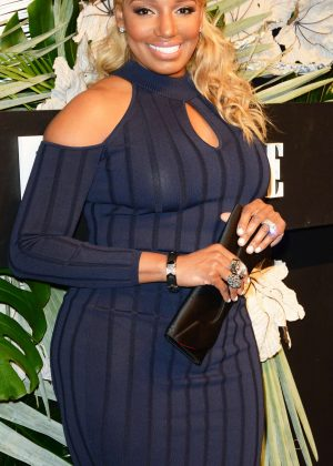 Nene Leakes - E!, Elle and Img Host Kickoff Party in New York