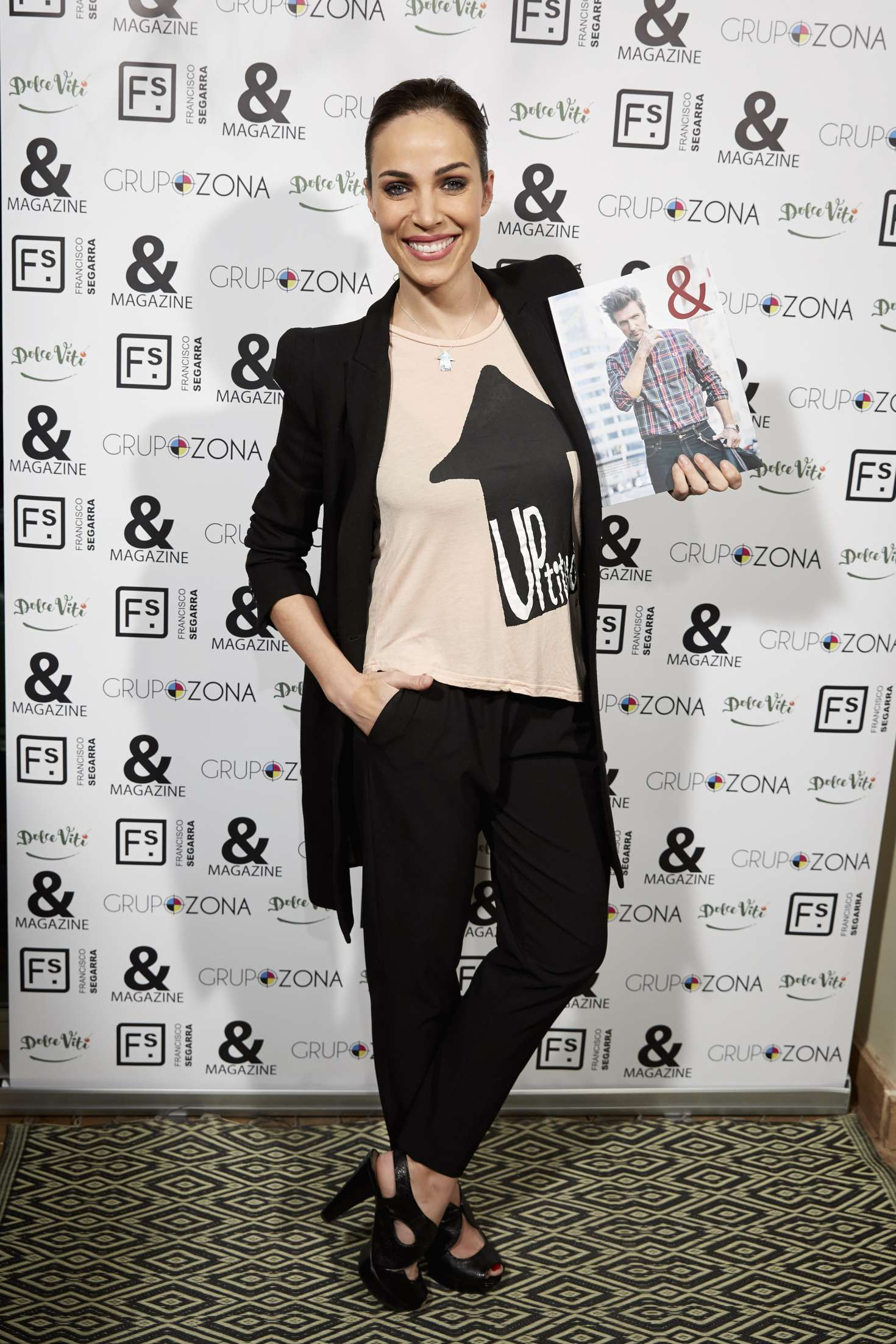 Nerea garmendia mart nez 39 and magazine no 9 39 launch - Francisco segarra ...