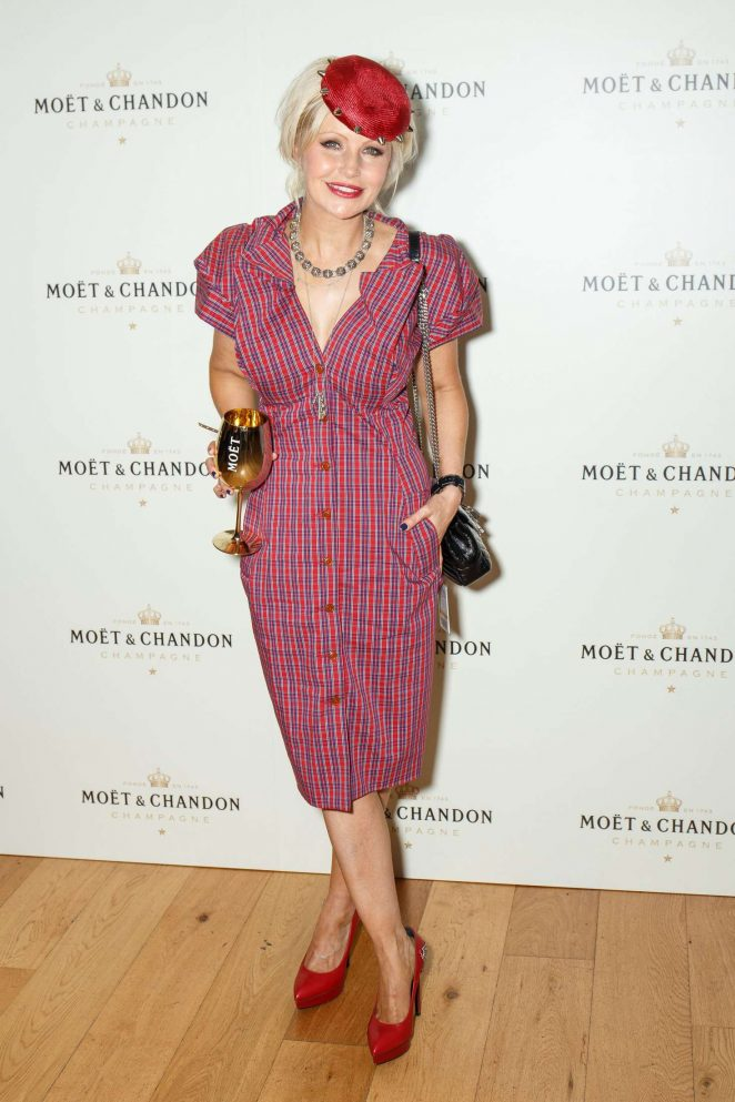 Nerida Winter - Moet Chandon Race Day Party in Sydney