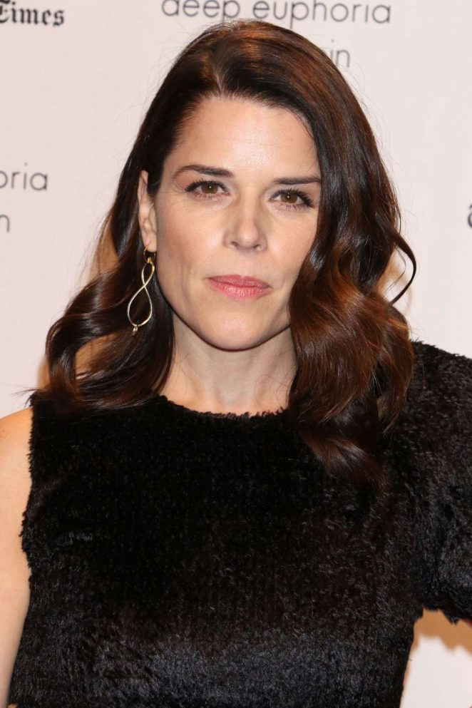 Neve Campbell - 2016 Gotham Independent Film Awards in New York