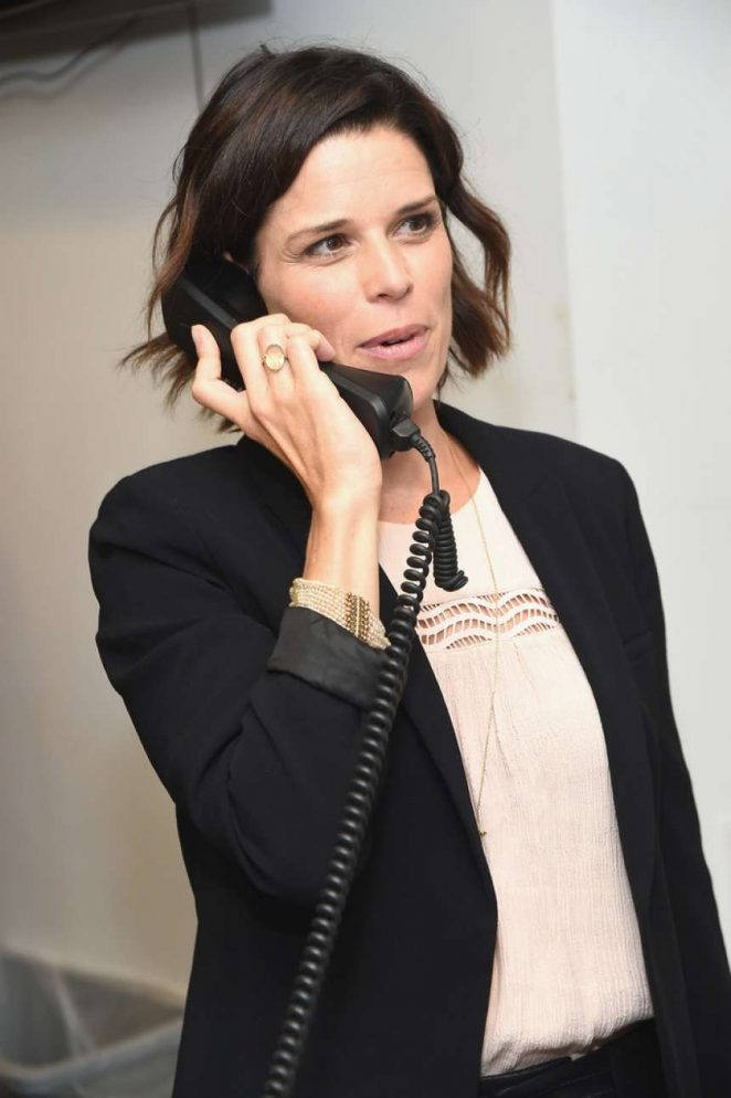 Neve Campbell – Annual Charity Day Hosted By Cantor Fitzgerald, BGC and GFI in NYC