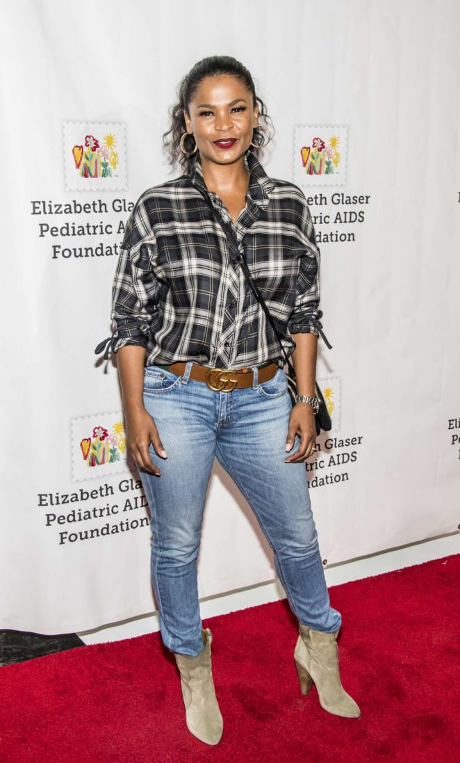 Nia Long: 2017 A Time For Heroes Family Festival -05
