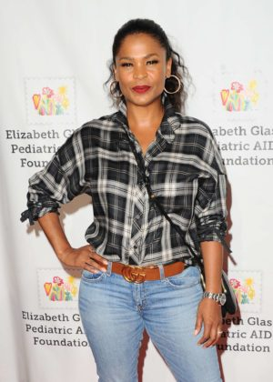 Nia Long - 2017 A Time For Heroes Family Festival in Culver City