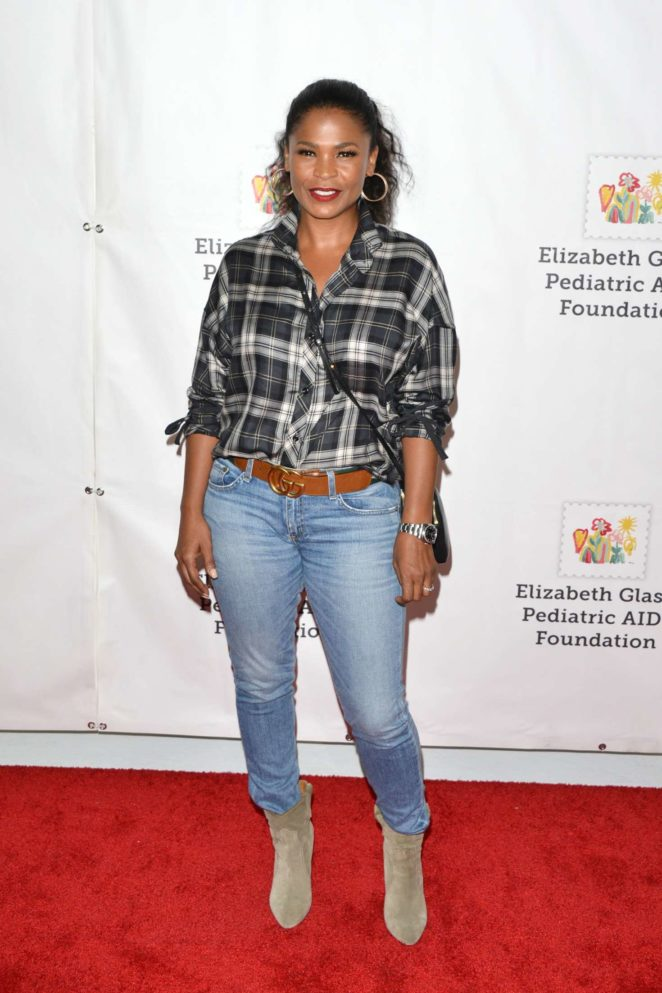 Nia Long: 2017 A Time For Heroes Family Festival -08