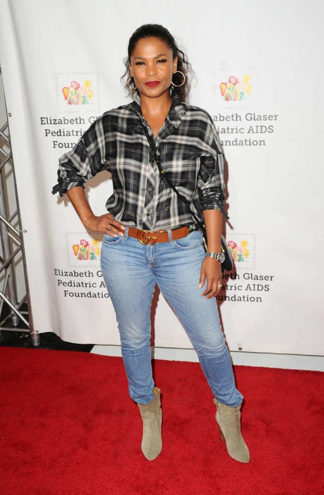 Nia Long: 2017 A Time For Heroes Family Festival -12
