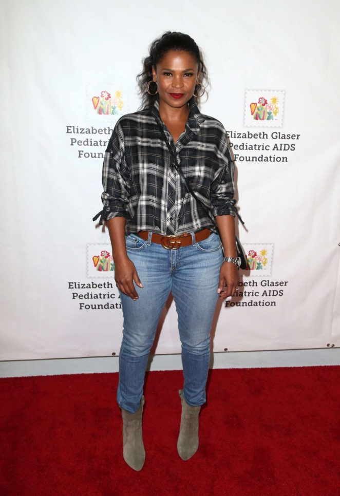 Nia Long: 2017 A Time For Heroes Family Festival -13