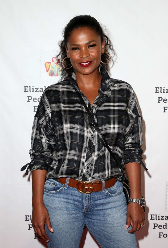 Nia Long: 2017 A Time For Heroes Family Festival -14