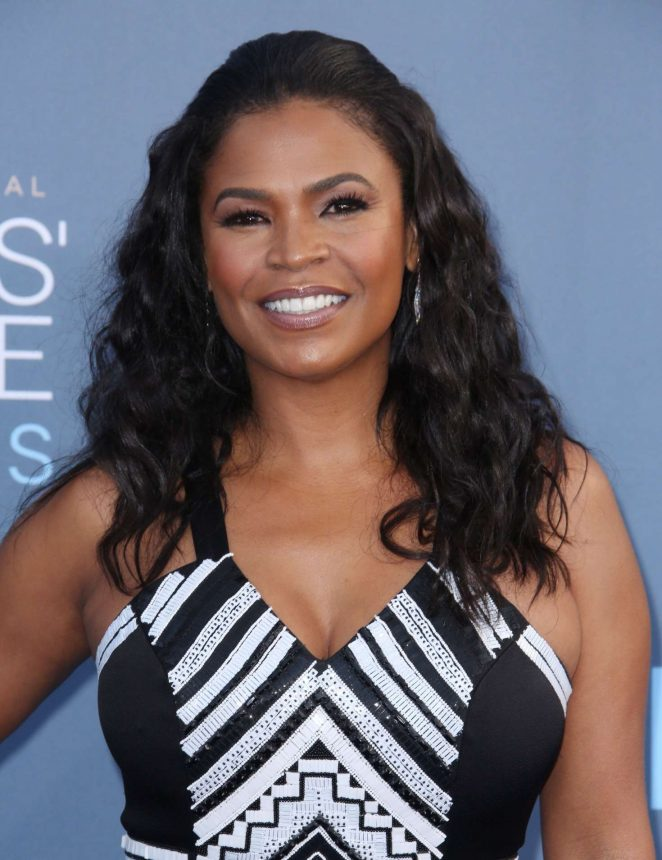 Nia Long - 22nd Annual Critics' Choice Awards in Los Angeles