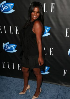 Nia Long - ELLE Hosts Women In Comedy Event in West Hollywood