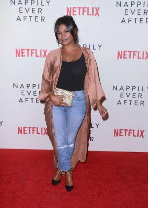 Nia Long - 'Nappily Ever After' Screening in LA