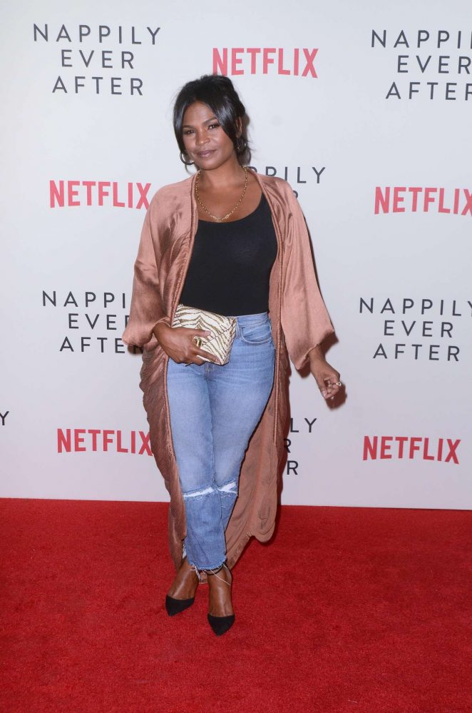Nia Long – 'Nappily Ever After' Screening in LA