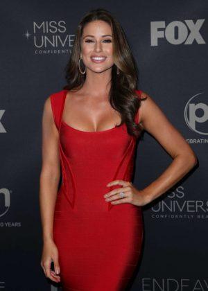 Nia Sanchez - 2017 Miss Universe Pageant in Las Vegas