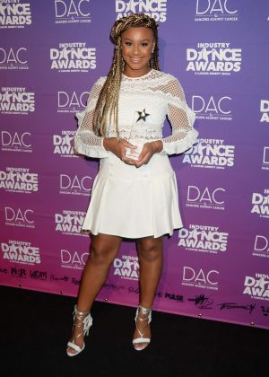 Nia Sioux - Industry Dance Awards in Hollywood