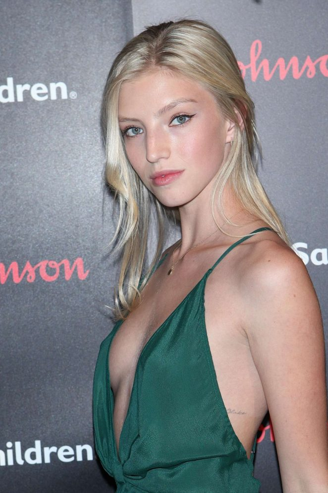 Niamh Atkins - The 4th Annual Save The Children Illumination Gala in NY